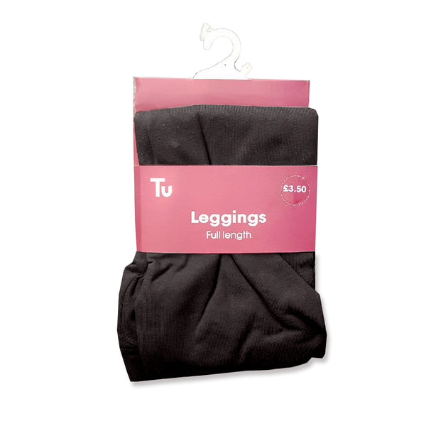 GIRL'S HANGER PACKED LEGGINGS | TU-(3Y-10Y)