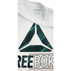 BOY'S ELEMENT LOGO T-SHIRT | REEBOK-(7Y-20Y)