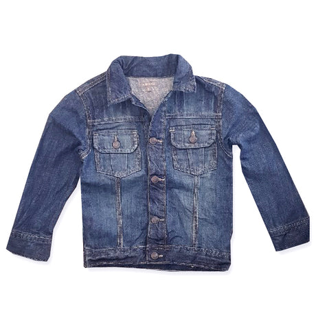 BOY'S DENIM JACKET | IN EXTENSO-(2Y-14Y)