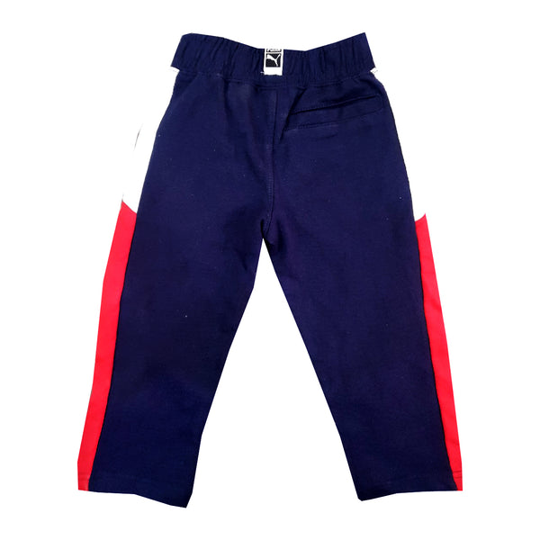 BOY'S EMBROIDERY LOGO TROUSER | PUMA-(2Y-16Y)