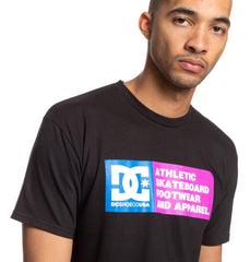 MEN'S VERTICAL ZONE TEE | DC
