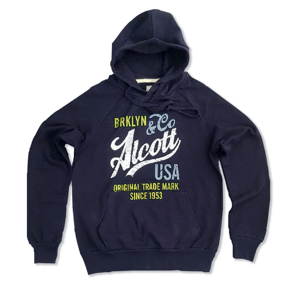 LADIES ALCOTT PRINTED HOOD | ALCOTT