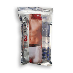 MEN'S ALFANI STRETCH 3 BOXER BRIEFS