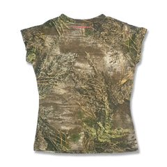 LADIES CAMO T-SHIRT | REALTREE