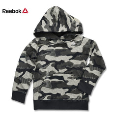 BOY'S FLEECE LOGO HOOD | R B K-(6Y-16Y)