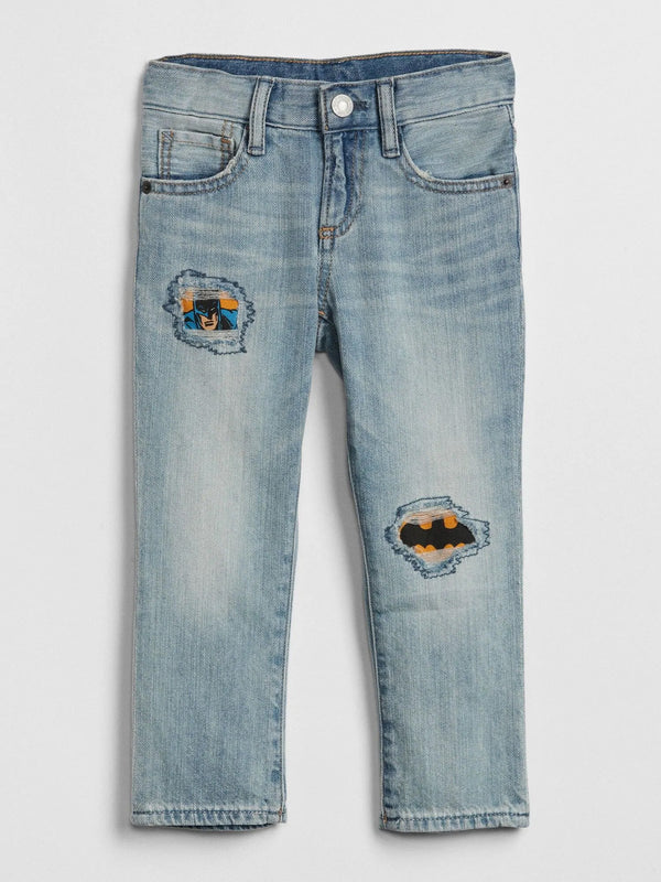 BOY'S BATMAN JEANS | GAP-(2Y-5Y)