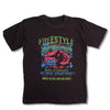 MEN'S FREESTYLE PRINTED TEE | ZENT CLOTHES