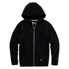 BOY'S FULL ZIPPER FLEECE HOOD | XERSION