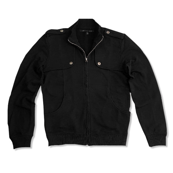 MEN'S TERRY BOMBER JACKET | STANDARD CLOTH