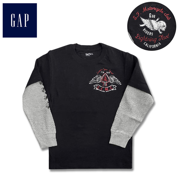 BOY'S MOTORCYCLE TEE | GAP