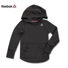 GIRL'S FLEECE LOGO HOOD | R B K-(6Y-16Y)