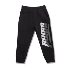 BOY'S BIG TEXT FLEECE TROUSER | PUMA-(3M-20Y)