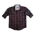 BOY'S CLASSIC WINTER CHECK SHIRT | MARKHOR-(2Y-14Y)