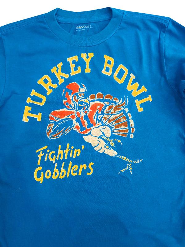 BOYS TURKEY BOWL T-SHIRT| GAP-(4Y-16Y)