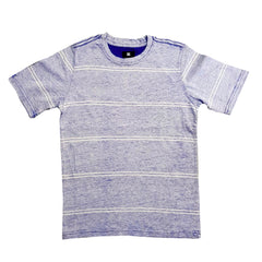 BOY'S ENGINEERED STRIPE T-SHIRT | DCSHOE-(2Y-16Y)