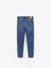 GIRL'S BASIC SKINNY JEANS | ZR-(7Y-14Y)