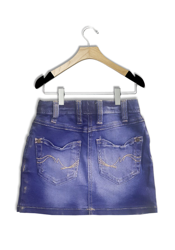 GIRL'S DENIM SKIRT | NEXT-(3Y-7Y)