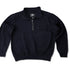 MEN'S HEAVY FLEECE MOCK JACKET | CHARLES RIVER