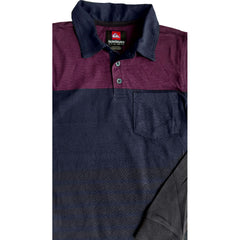 BOY'S HANG DOWN STRIPE POLO | QUICKSILVER