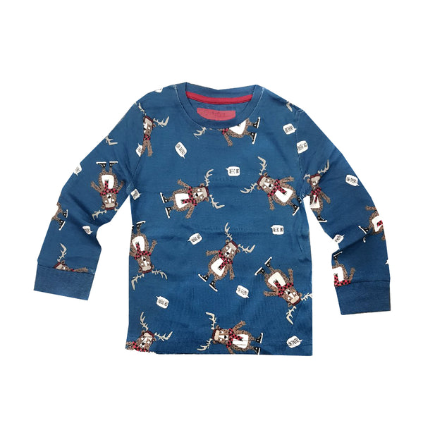BOY'S DO NOT DISTURB T-SHIRT| MOTHERCARE-(6M-5Y)
