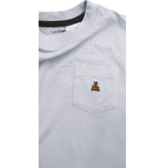 BOY'S BRANNAN BEAR POCKET TEE | GAP