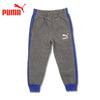 BOYS EMBROIDERED SIDE STRIPE TROUSER | PUMA-(12M-6Y)