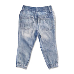BOY'S KNIT-DENIM JEANS | GAP-(6M-5Y)