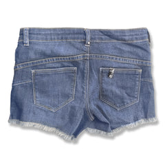 GIRLS FEELING FREE DENIM SHORTS | LIU.JO-(8Y-16Y)