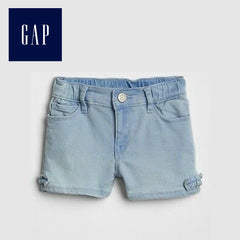 GIRL'S TINY ROSEMUD SHORTS | GAP-(12M-5Y)