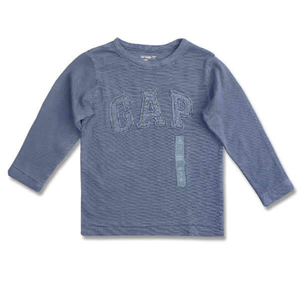 BOYS SIGNATURE APPLIQUE TEE BY GAP (12M-5YRS)