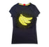 GIRL'S SEQUINS EMBO' HAPPY BANANA T-SHIRT |OVS-(10Y-16Y)