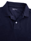 BOY'S FULL SLEEVE PIQUE POLO | GP-NAVY (4Y-16Y)