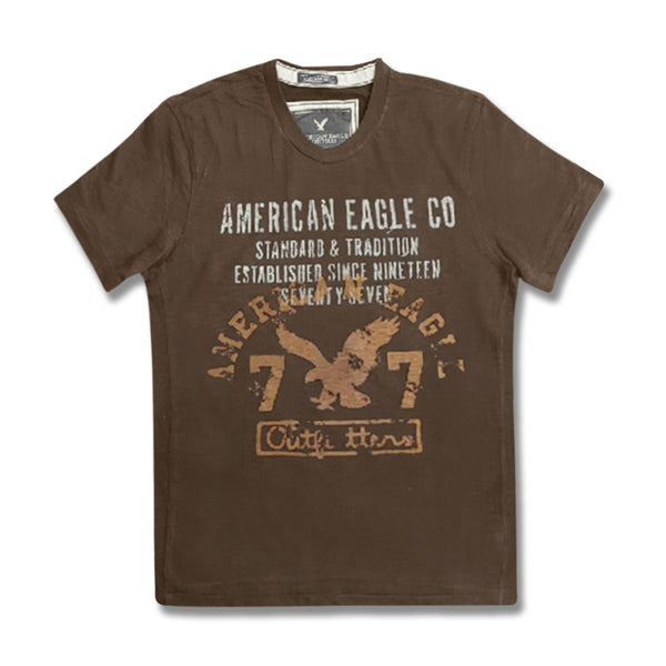 MEN'S GRAPHIC PRINTED TEE| AMERICAN EAGLE