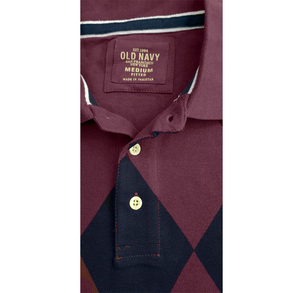 MEN'S OXFORD POLO | OLD NAVY