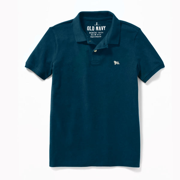 MENS EMBRO LOGO POLO | OLD NAVY