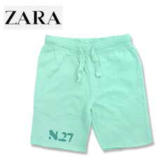 BOY'S ATHLETIC SMART SHORT | ZARA-(3Y-14Y)