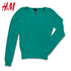 LADIES FINE-KNIT SWEATER | H&M