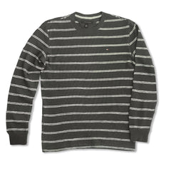 MEN'S STRIPPED THERMAL SHIRT | TOMMY