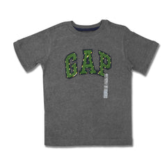 BOY'S SIGNATURE APPLIQUE T-SHIRT | GP-(4-16 YRS)