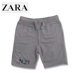 BOY'S B-GRADE ATHLETIC SMART SHORT | ZARA-(3Y-14Y)
