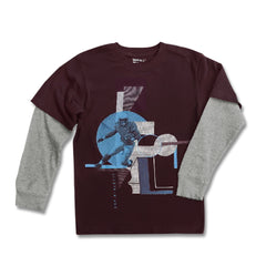 BOY'S RUGBY SPORTS TEE | GAP-(4Y-16Y)