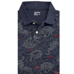 BOY'S DRAGON POLO | GP-(12M-5Y)