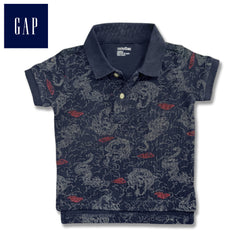 BOY'S DRAGON POLO | GAP-(12M-5Y)