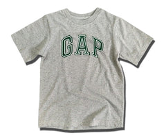 BOYS SIGNATURE GP PRINT TEE (4-13YRS) GREY