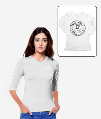 LADIES POCKET TEE | LORNA JANE