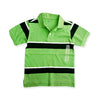 BOY'S STRIPPED PIQUE POLO | GP-(4Y-16Y)