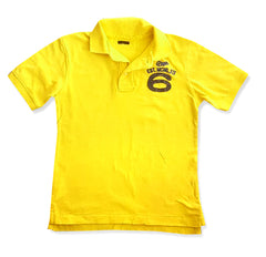 BOY'S NO# 6 POLO | GP-(4Y-16Y)