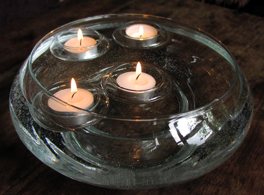 ROMANTIC FLOATING CANDLE (10-Pcs)