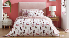 WILDCAT QUILT COVER SET | KIDS