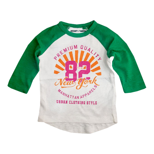 UNISEX NEW YORK T-SHIRT | NEXT-(6M-6Y)
